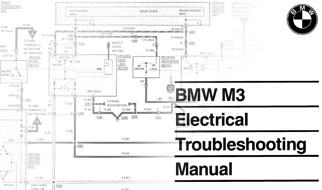 Electrical Troubleshooting Manual